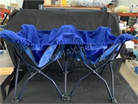 Toddler Cot With Protective Cover, 46 IN X 24 IN