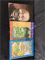 Various Children's Books, Artificial Flowers
