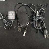 Various AC Adapters & Plugs