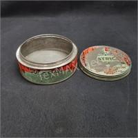 (3) Vintage Tins