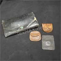 Vintage Clutch and Coin Purses