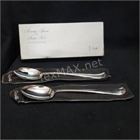 Gerity Serving Spoon & Salad Fork