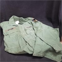 US Army Coveralls
