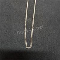 Silver Fashion Chain