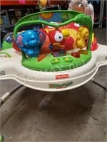 Fisher Price Baby Bouncer Play Ground