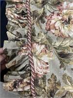 (3)  Custom Made Euro Pillow Shams