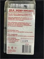 SQUARE D Brand Homeline Circuit Breaker Combo