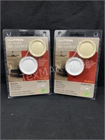(2) LUTRON Fan Control, Fully Variable