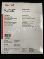 HONEYWELL Programmable Thermostat, 7 Day