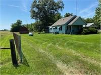 5 Acres & 2 BR House