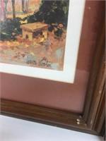 Vintage Vernon Wooten Art Prints