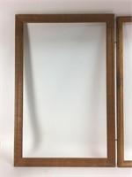 Lot of Wood Frames