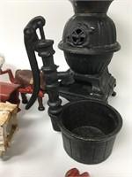 Antique Cast Iron Toys Borden's Arcade Hubley