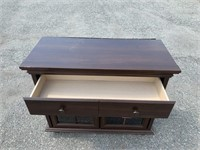 Entertainment TV Storage Stand
