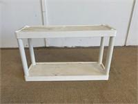 Small Plastic Shelf