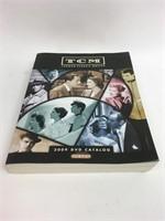 Turner Classic Movies 2009 DVD Catalog