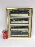 Vintage Steam Engine Photo Prints