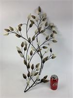 Vintage Leaf Wall Art