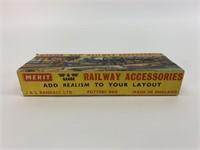 Merit Railway Accessories Rail Lights