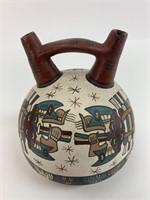 Olave Terra Cotta Peruvian Art