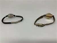Vintage Gold Hamilton Women's Watch Lot