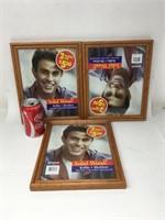 3 Wood Frames
