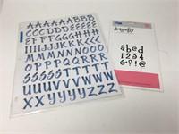 Scrapbooking Stickers