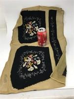 Vintage Cross Stitch Art Project
