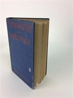 Antique book- The Bolsheviki and World Peace