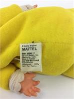 Mattel Baby Beans 1970 Doll