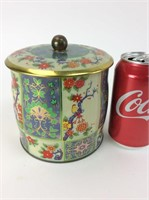 Enamel Style Container-Made in England
