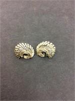Two Pair Vintage Earrings