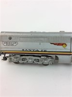 Santa Fe American Flyer 360 and 364 A and B Unit