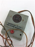 American Flyer Air Chime Whistle