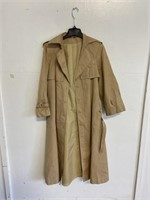 Lot of 3 Trenchcoats Size 40- 44