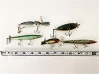 Vintage Fishing Lure 400 + Online Auction