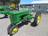 1943 John Deere Model H Wheel Tractor