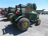 John Deere 5115 ML Wheel Tractor