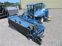 Weiss McNair HS239 Orchard Sweeper