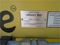 2007 21' Honeybee Header SP21R with Transport Trai