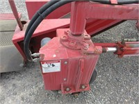 Thomas Self Propelled Drive Over Nut Conveyor