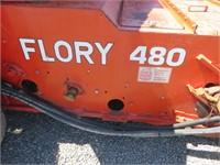 Flory 480 Pickup Machine/Harvester