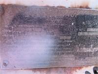 """(DMV) 102"""" x 48' Fruehauf Van Trailer"""