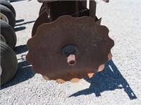 15' International 770NF Offset Wheel Disc
