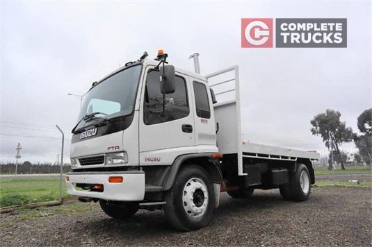 1998 Isuzu FTR 850 Complete Trucks Pty Ltd  - Trucks for Sale