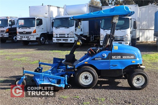 2002 New Holland MC28 Complete Trucks Pty Ltd  - Farm Machinery for Sale