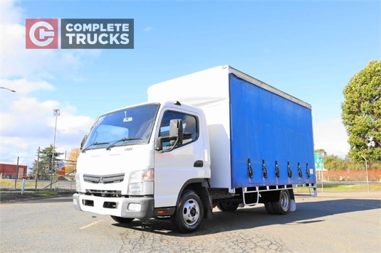 2011 Fuso Canter 515 Complete Trucks Pty Ltd - Trucks for Sale