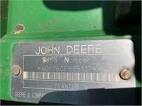 2002 John Deere 1760 Conservation Flex Planter