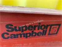 Superior Campbell 300-gallon poly tank sprayer