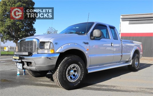 2006 Ford F250 Dual Cab Ute Complete Trucks Pty Ltd  - Light Commercial for Sale